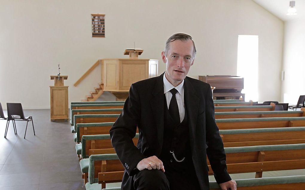 Ds. H. Oussoren (foto uit 2011). beeld RD, Anton Dommerholt