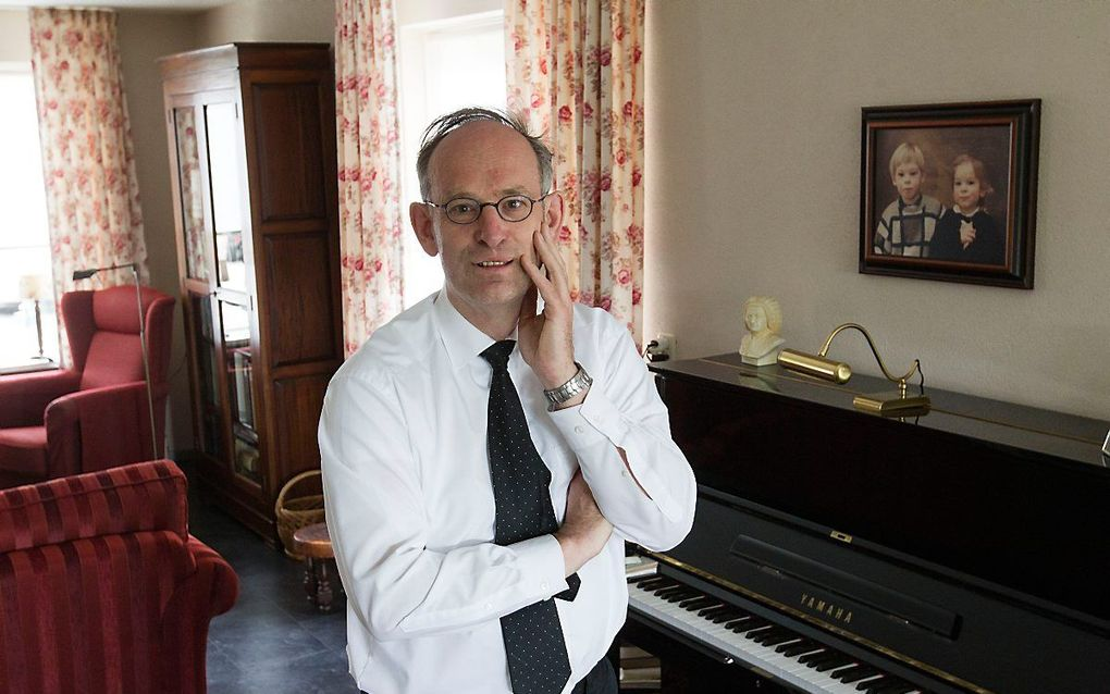 Dr. P. de Vries. beeld RD, Anton Dommerholt