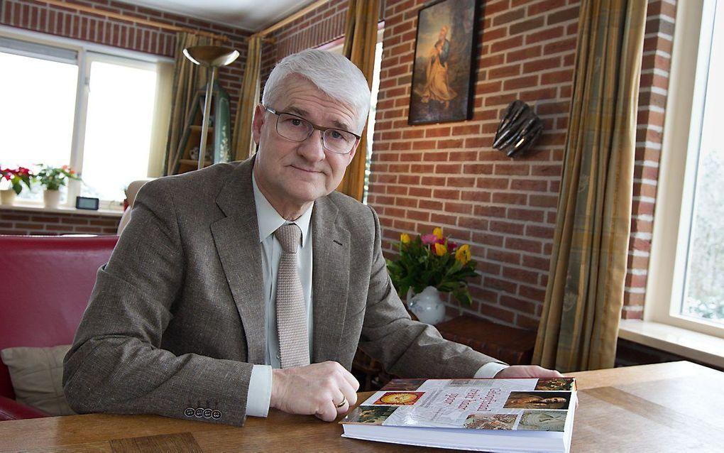 Kerkhistoricus prof. dr. Frank van der Pol (foto uit 2013). beeld RD, Anton Dommerholt