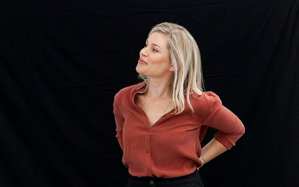 Franca Treur. beeld Ilja Keizer