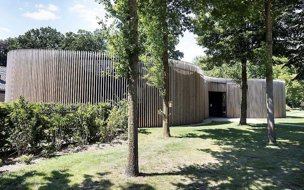Het nieuwe belevingscentrum van Trans World Radio in Barneveld. beeld RD, Anton Dommerholt