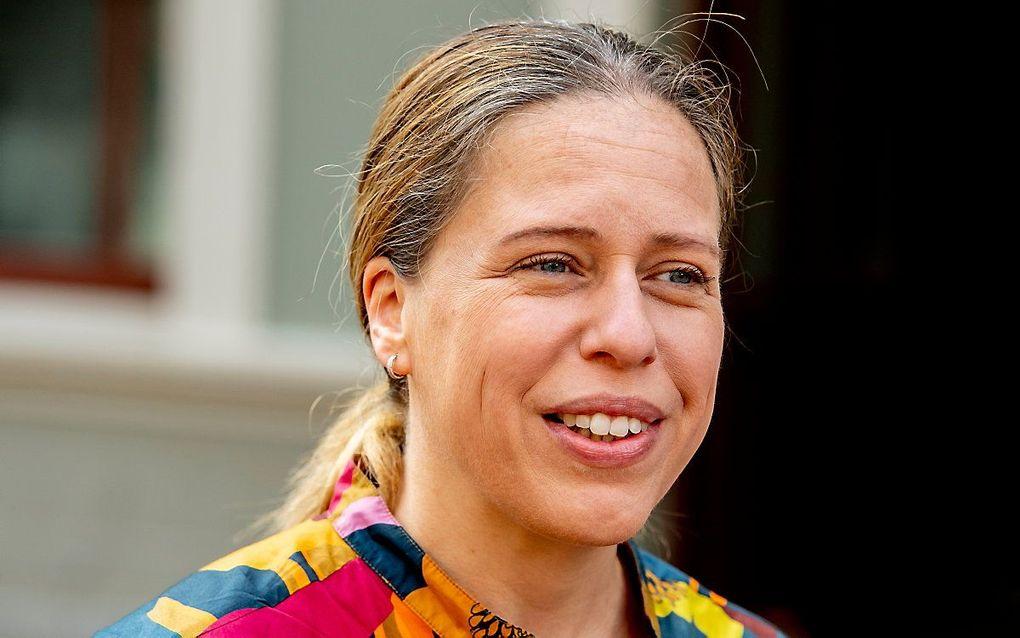 Carola Schouten. beeld ANP, Robin Utrecht