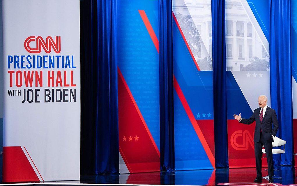 Biden. beeld AFP, Saul Loeb