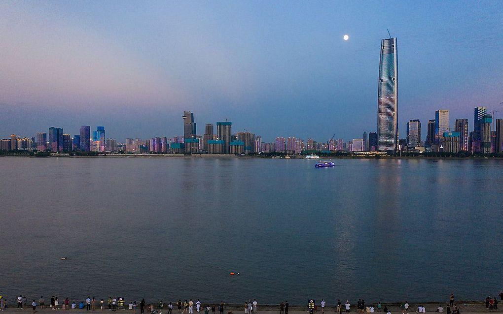 Wuhan. beeld AFP