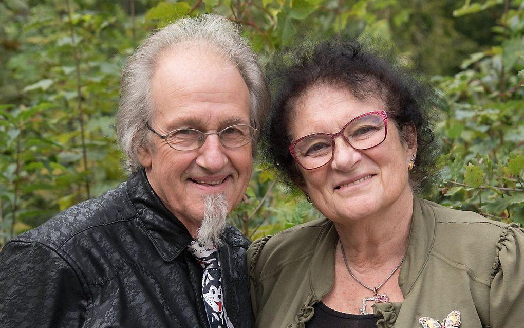 John en Carolien Polderman. beeld Bram van de Biezen (Nunspeet)
