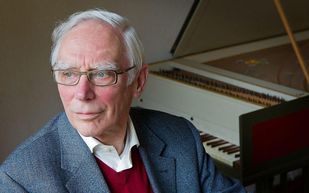 Jan van Biezen in 2013. beeld RD, Anton Dommerholt
