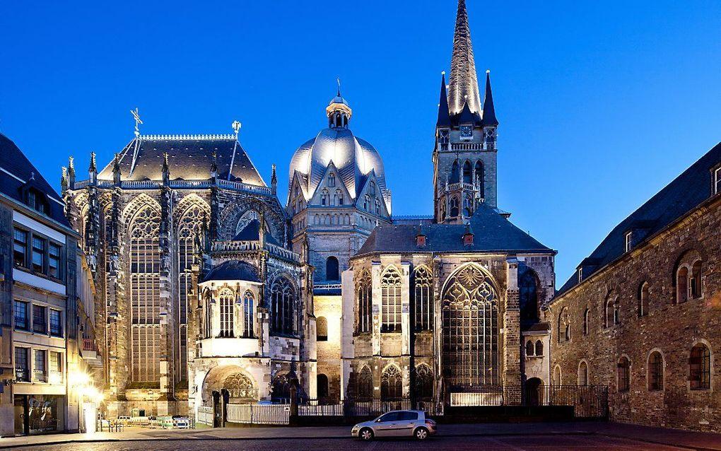 De Dom van Aachen. beeld EPD-Bild, Thomas Robbin