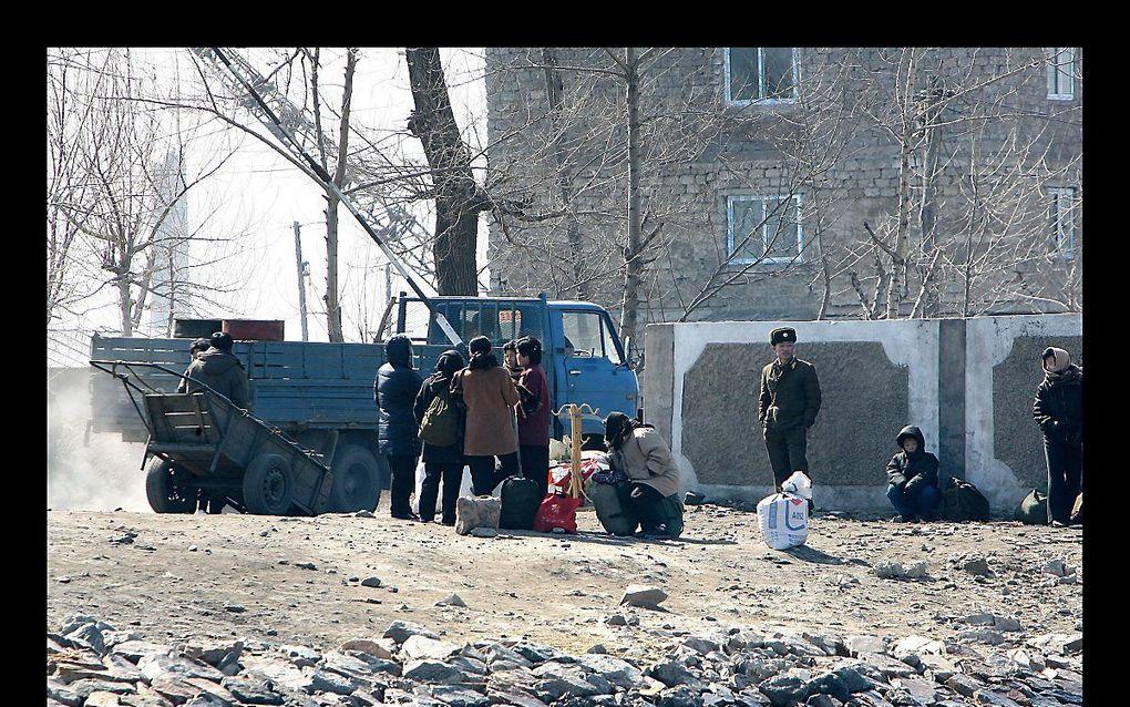 Noord-Korea is een land met ernstige christenvervolging. beeld RD, Henk Visscher
