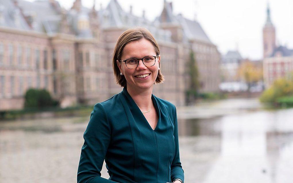 CU-Kamerlid Mirjam Bikker. beeld ChristenUnie