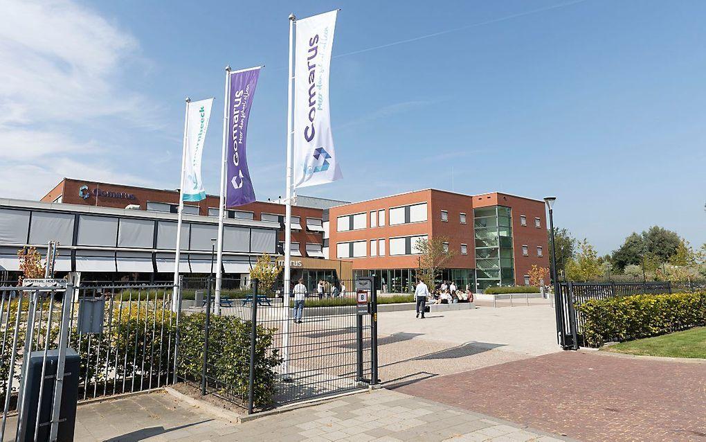 De Gomarus Scholengemeenschap in Gorinchem. beeld RD