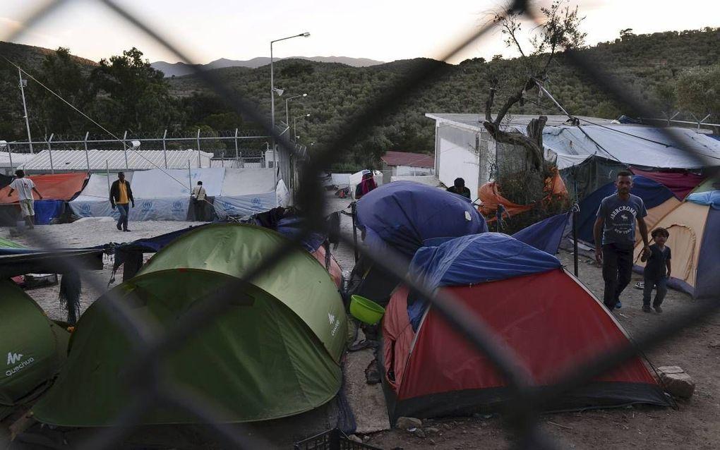 beeld AFP, Louisa Gouliamaki