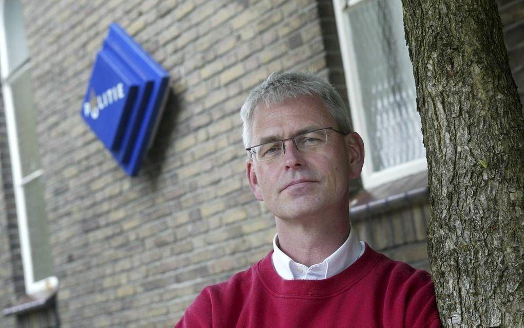 Dr. Jaap Timmer. beeld RD, Anton Dommerholt
