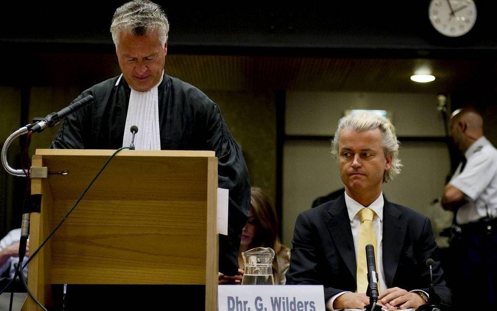 """Advocaat Britta Böhler: """"Meestal is het niet de advocaat die informatie lekt. De cliënt kan zelf ook gekke dingen doen.""""beeld ANP"""