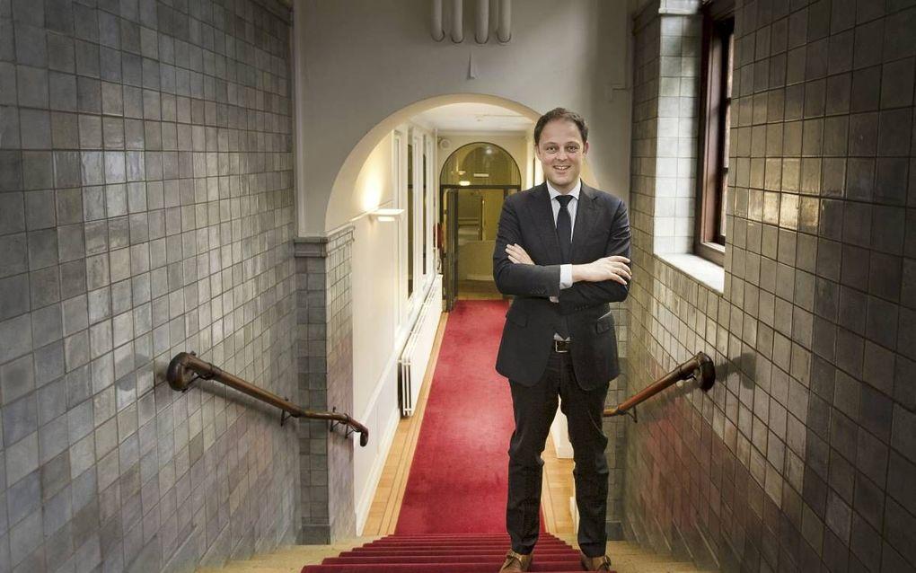CDA-Kamerlid Harry van der Molen. beeld RD, Henk Visscher
