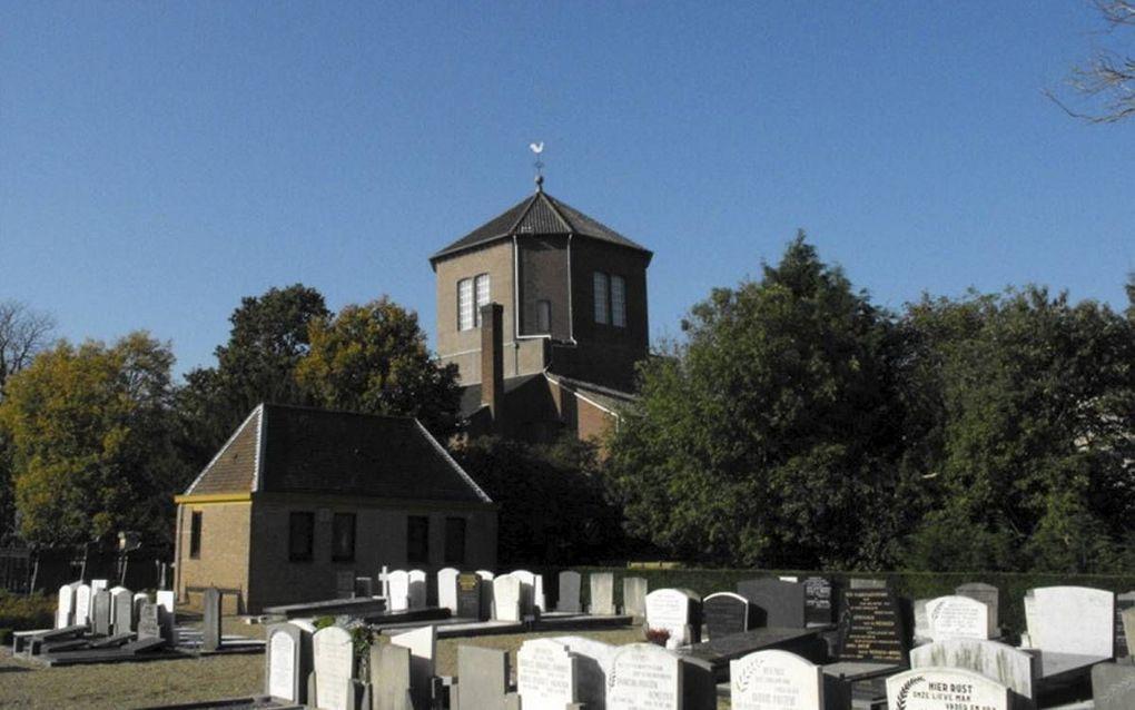 De Dorpskerk in Werkendam. beeld Wikimedia