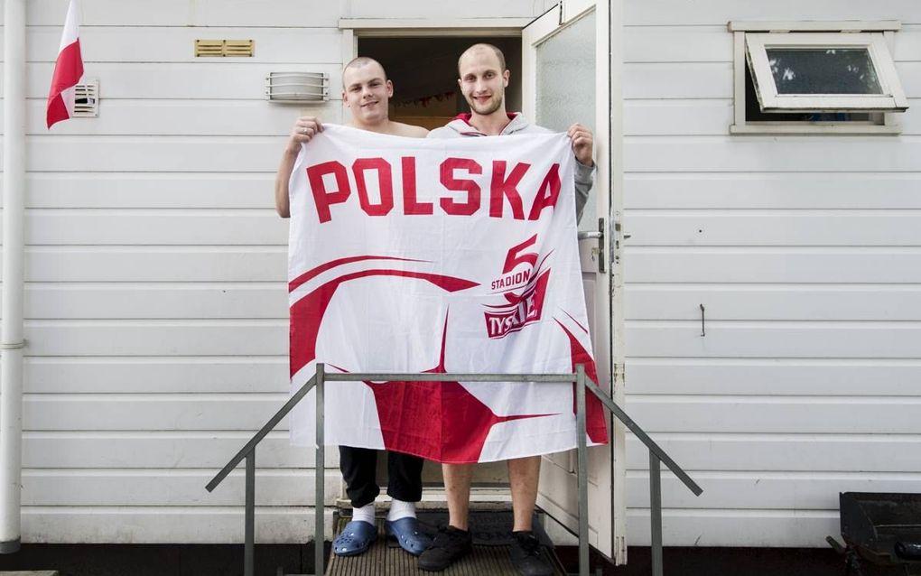 Vanaf 2007 mogen Polen vrij reizen binnen Europa. Veel Nederlandse bedrijven werven sindsdien Poolse arbeiders om het tekort aan arbeidskracht op te vullen. beeld ANP, Piroschka van de Wouw