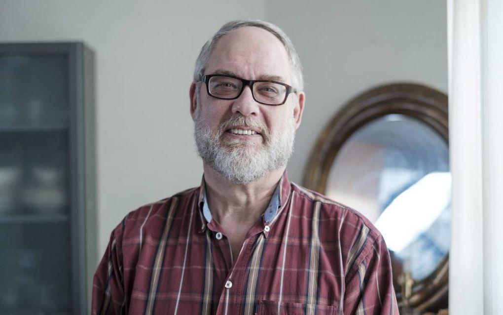 Dr. R. A. Veen. beeld Sjaak Verboom