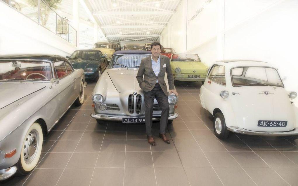 Frits Breeman, eigenaar Breeman Classic Collection. beeld RD, Henk Visscher