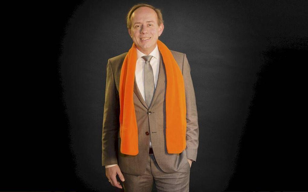 SGP-leider Van der Staaij. beeld RD, Henk Visscher