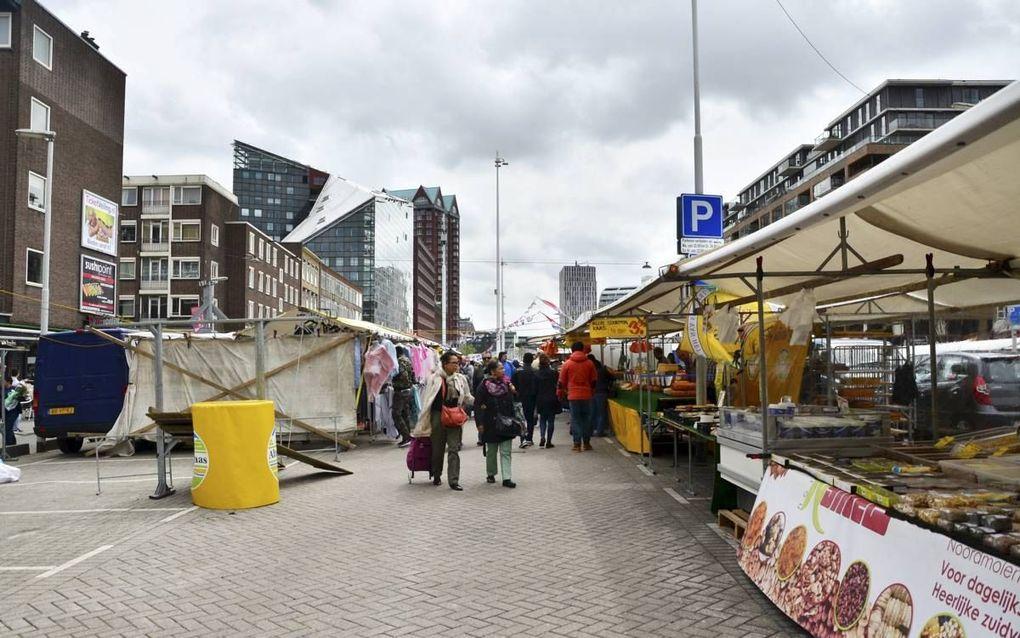 """""""Inmiddels vormen autochtone Nederlanders in de drie grootste steden een minderheid. Daarom is het niet vreemd dat sommigen de komst van vluchtelingen zien als een bedreiging van onze cultuur."""" beeld iStock"""