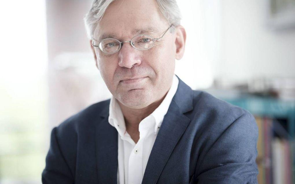 Dr. Dick Bijl. beeld Sjaak Verboom
