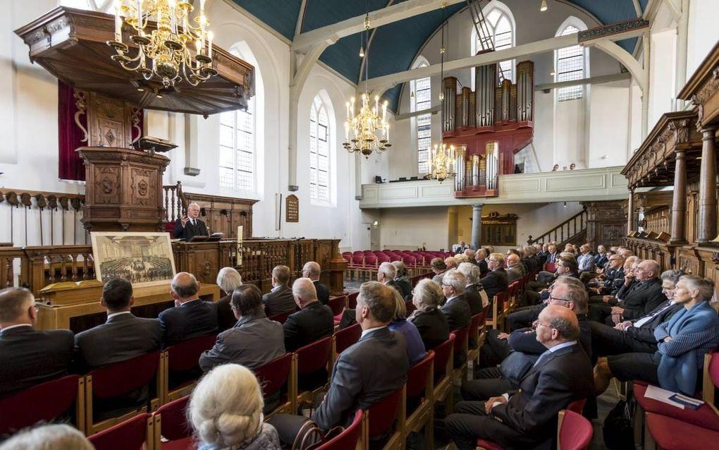 SSNR-congres in Zierikzee. beeld Wim van Vossen.