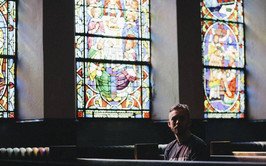 Els van Dijk: De vraag is of jongeren in een massa-kerk echt gezien worden.beeld Unsplash
