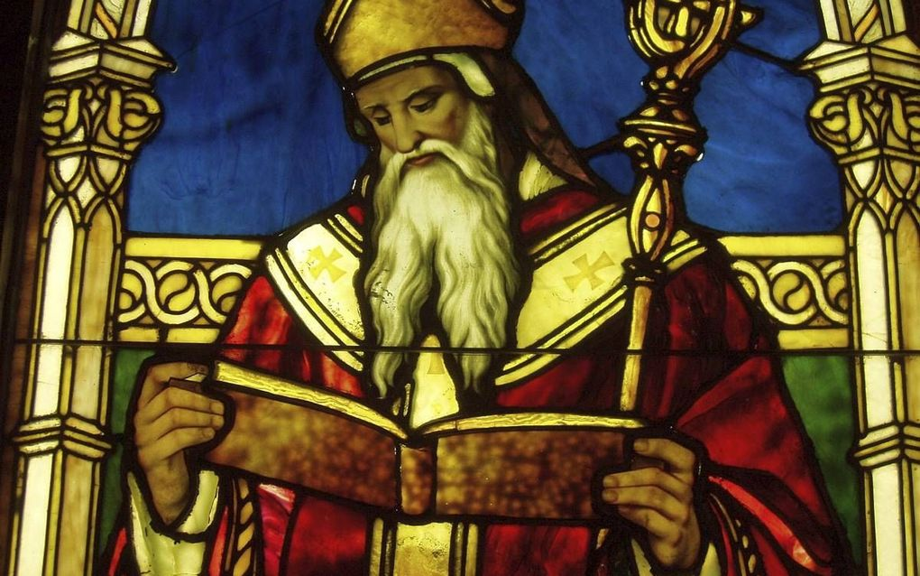 Regelmatig getuigt Augustinus in zijn werken over zijn verwondering in de schepping. beeld RD