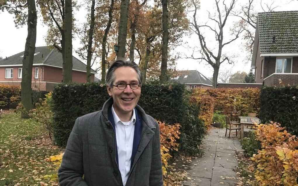 Dr. Marten van Willigen. beeld RD
