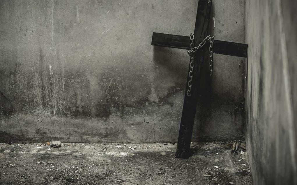 Het evangelie dat Sonneveld presenteert, is een evangelie zonder ernst, zonder urgentie, zonder bekering.beeld iStock