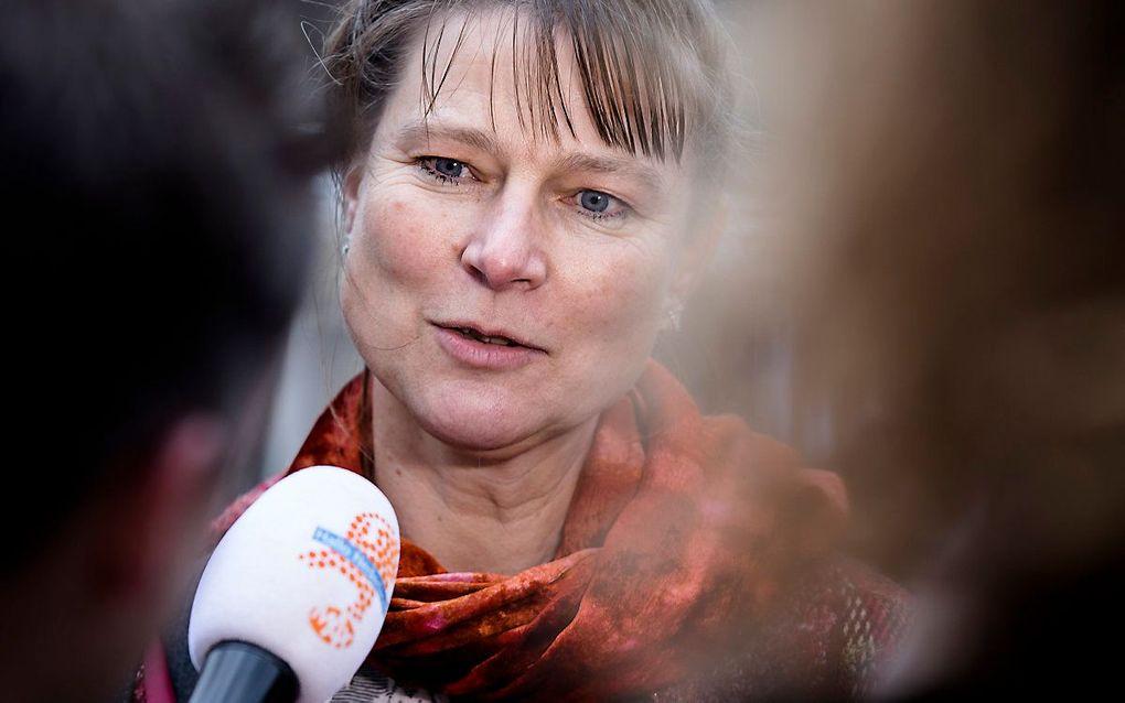Urgenda-voorvrouw Marjan Minnesma. beeld ANP