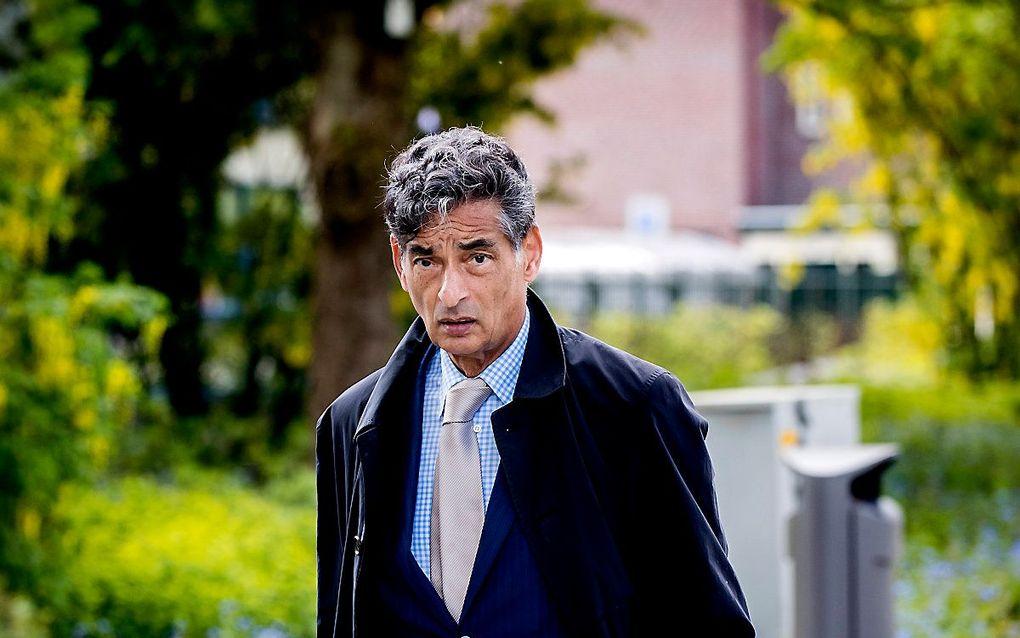 Advocaat Gerard Spong. beeld ANP