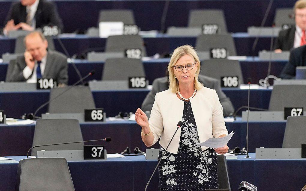 CDA-Europarlementariër Annie Schreijer. beeld ANP