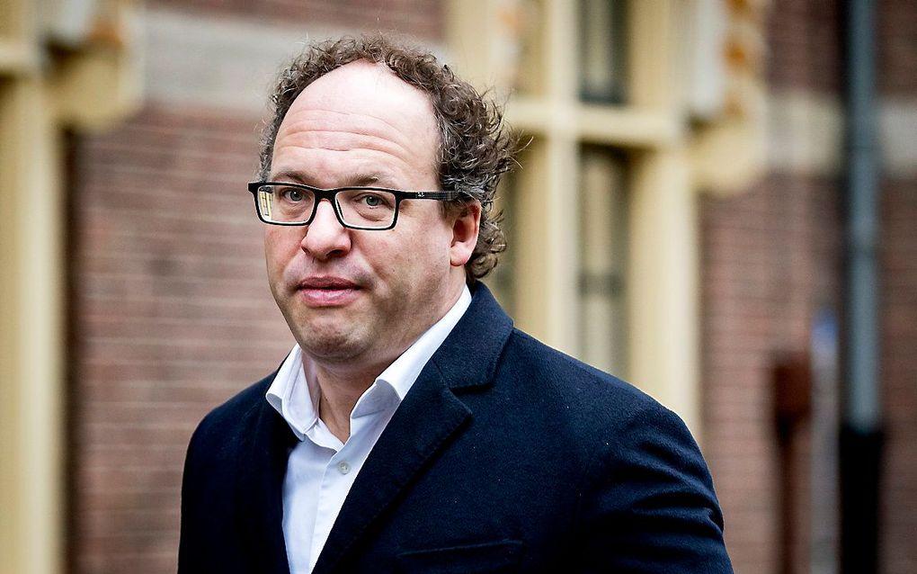 Minister Koolmees. beeld ANP, Koen van Weel