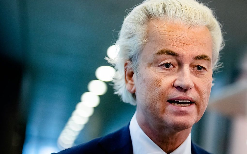 Wilders. beeld ANP