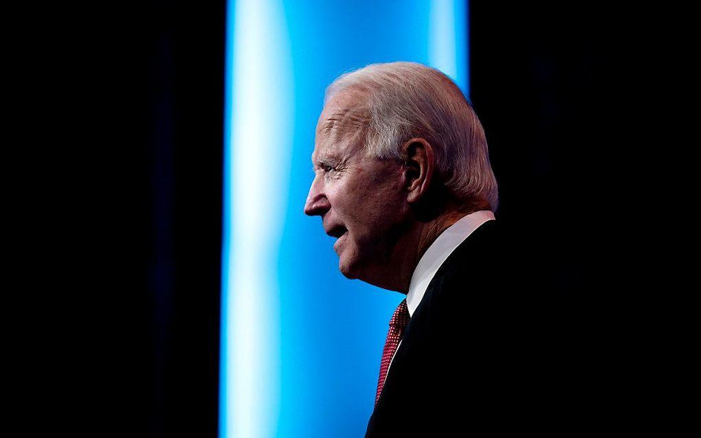 Biden. beeld AFP