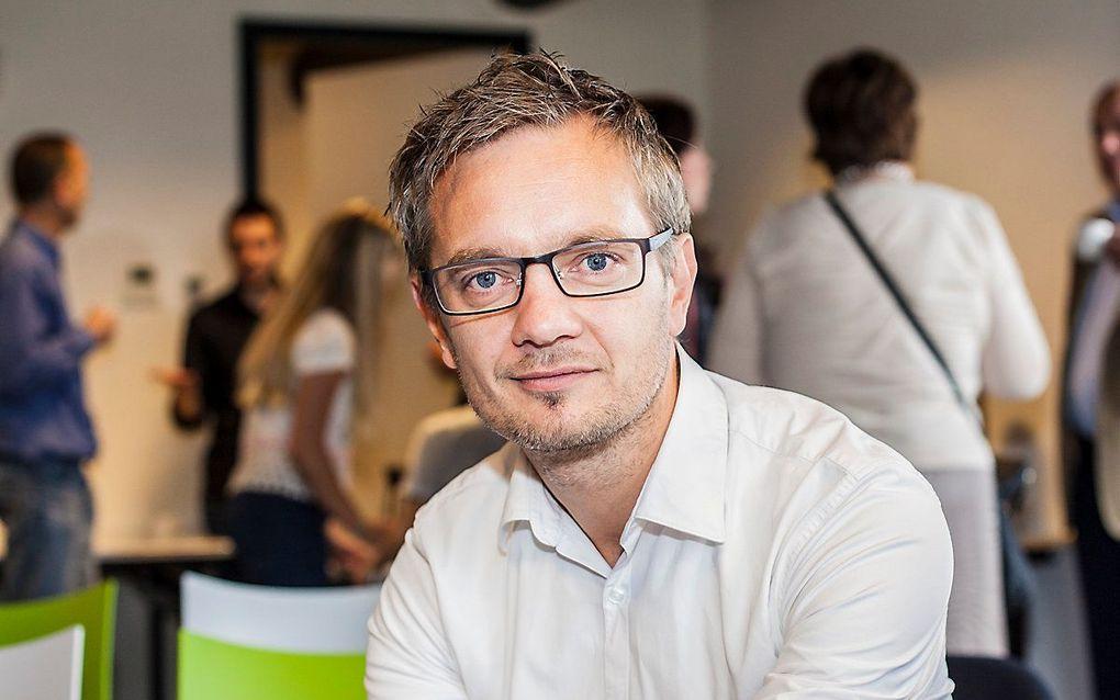 Dirk van Schepen. beeld Stichting voor Christelijke Filosofie