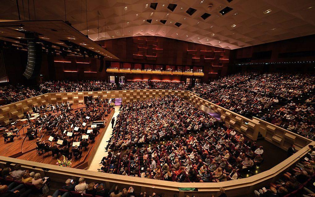 De Doelen in Rotterdam. beeld Rotterdams Philharmonisch Orkest