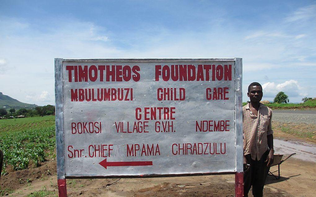 beeld Stichting Timotheos