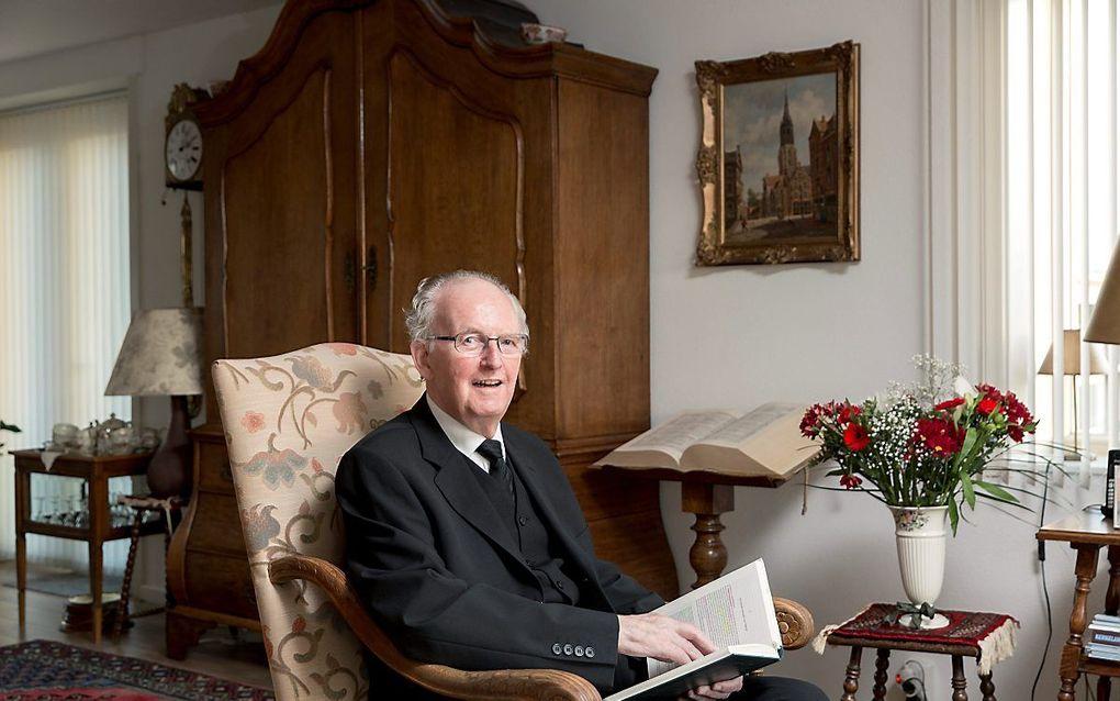 Dr. M. Golverdingen. beeld Sjaak Verboom