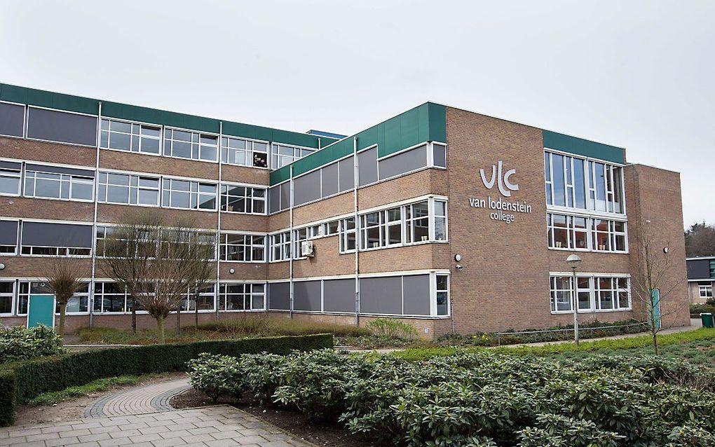 Het Van Lodenstein College in Amersfoort. beeld RD, Anton Dommerholt