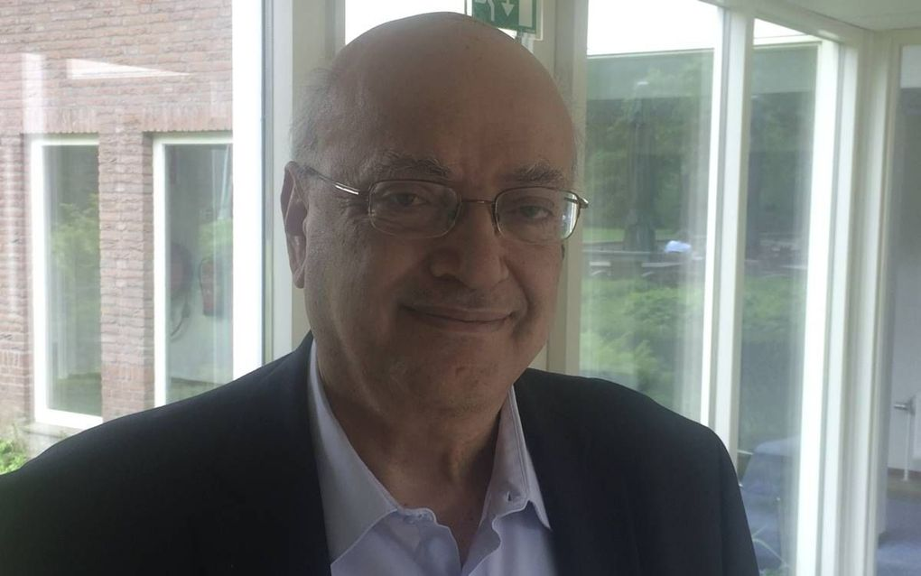 Ghassan Khalaf. beeld RD