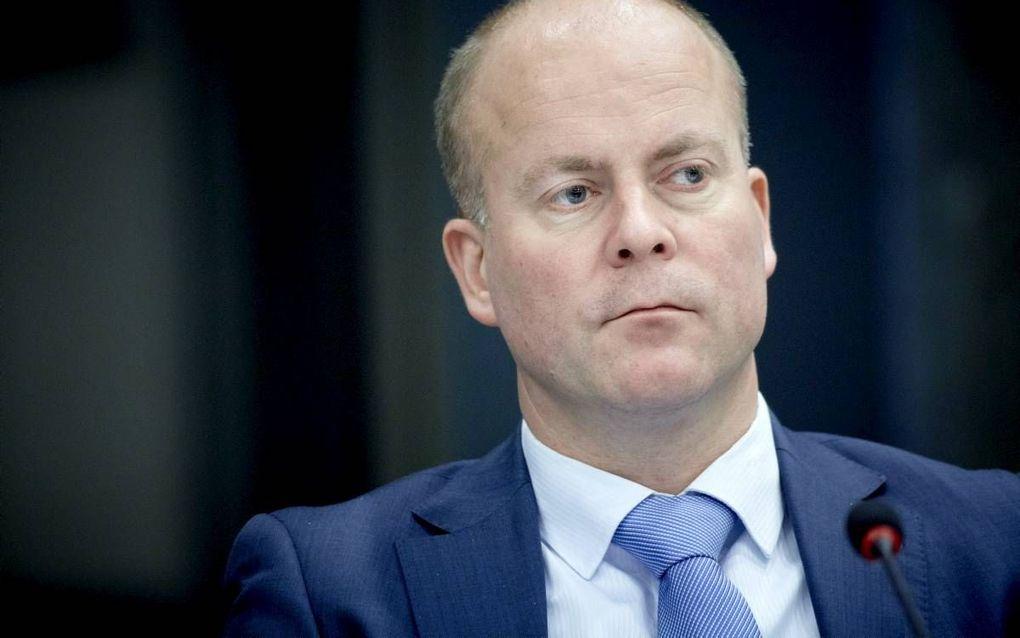 CDA-Kamerlid Knops. beeld ANP, Martijn Beekman