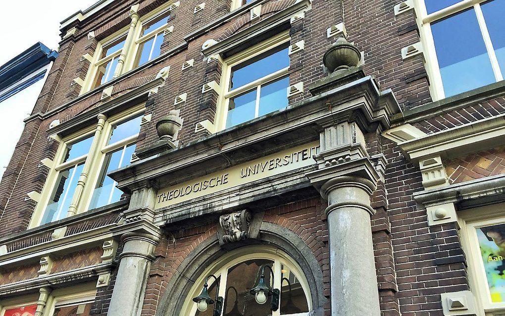 De Theologische Universiteit Kampen. beeld RD