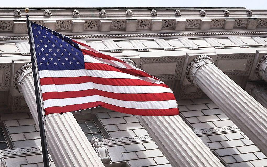 Het Witte Huis. beeld Unsplash