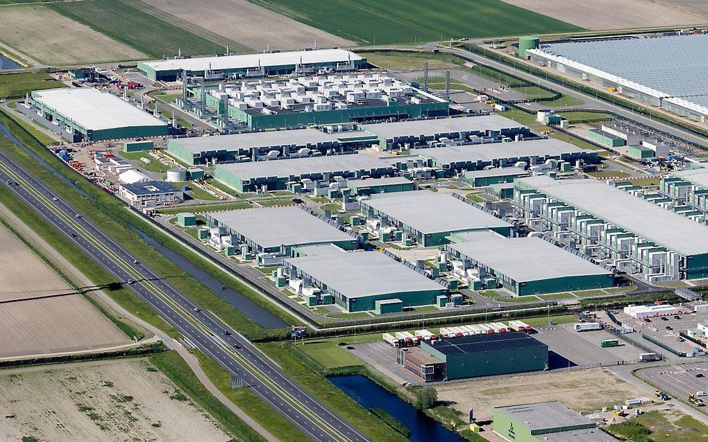 Nederlando : Neniu dua datumcentro de Microsoft ĉe Middenmeer