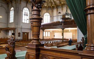 Archieffoto: de Grote Kerk in Apeldoorn. beeld RD, Anton Dommerholt