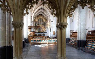 De Sint-Joriskerk in Amersfoort. beeld RD, Henk Visscher