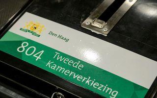 """""""De kiezer heeft gesproken. De beschermwaardigheid van het leven speelde geen rol van betekenis."""" beeld ANP, Sem van der Wal"""