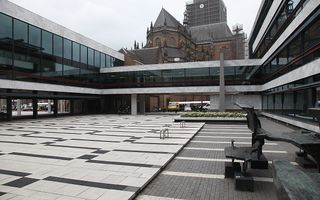 Gemeentehuis Arnhem. beeld Harm Post